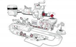 Infografik Audi AG