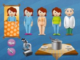 Der Zauberbaum :: Krebs verstehen - Eine App für Kinder und Angehörige (i.A. Rayd Gmbh)