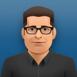 Skat UI/UX Design Avatar-Illustration Senad Seferovic