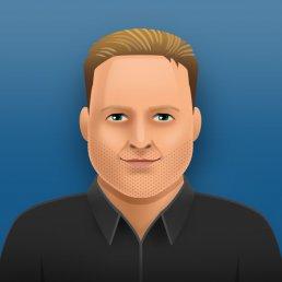 Skat UI/UX Design Avatar-Illustration Thomas Lorentschk