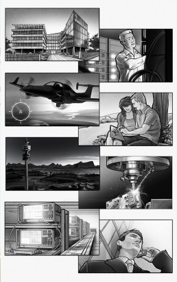 Keyframes Storyboards
