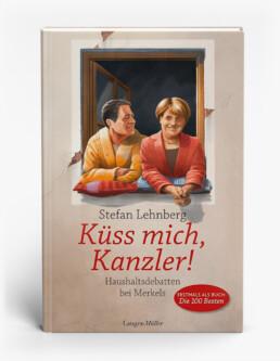 Buchtitelillustration (Langen Müller Verlag 2014)