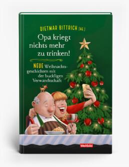 Buchtitelillustration (Weltbild Verlag, 2019)